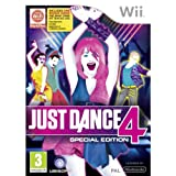 Just Dance 4 - Special Edition (Wii)
