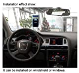 Generic Bluetooth Solar Powered Handsfree Car Speaker Kit with FM Transmitter MP3 Player