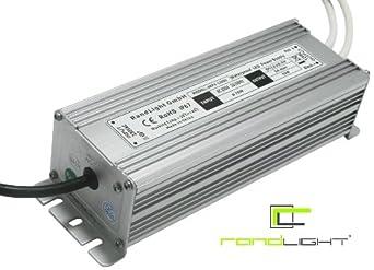LED Trafo Slim wasserdicht IP67 12V 40W Netzteil