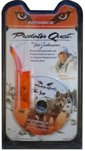 Check Out This Predator Quest Ruffidawg Junior Predator Call