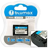 Blumax ® Sony NP-FV50 Wireless Battery for HDR-XR550, HDR-CX370, HDR-CX550, DCR-SX83, DCR-SX83, DCR-SR78