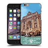 Head Case Designs Trevi Fountain Rome Italy A Glimpse of Rome Protective Snap-on Hard Back Case Cover for Apple iPhone 6 4.7