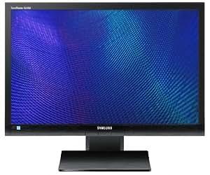 Samsung S24A450BW 60,96 cm (24 Zoll) Wide Screen LED-Monitor (DVI, VGA, 5ms Reaktionszeit) schwarz