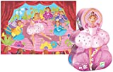 Djeco Ballerina Silhouette Puzzle (36 pc)