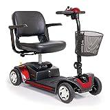 Golden Technologies Buzz Around XL 4 Wheel Scooter - Buzzaround XL Four-Wheel Travel Scooter - GB146