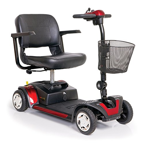 Golden Technologies Gb146 Buzzaround Lite Xl 4 Wheel Electric Scooter