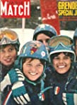 Paris Match 983 1968 Sp�cial Jeux oly...