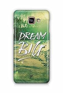 YuBingo Dream BIG Designer Mobile Case Back Cover for Samsung Galaxy A5 2016