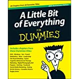 A Little Bit of Everything For Dummies ~ John Wiley and Sons