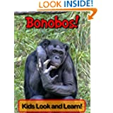 Bonobos! Learn About Bonobos and Enjoy Colorful Pictures - Look and Learn! (50+ Photos of Bonobos)