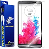 ArmorSuit MilitaryShield - LG G3 Screen Protector Anti-Bubble Ultra HD - Extreme Clarity & Touch Responsive Shield with Lifetime Free Replacements - Retail Packaging