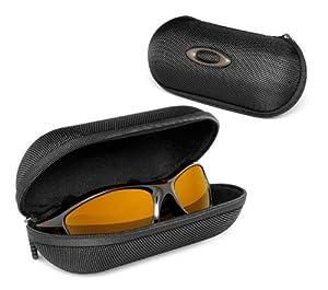 Oakley Large Soft Vault 07-025 Round Sunglasses Case,Black,55 mm