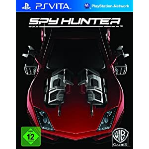 product photo for Spy Hunter