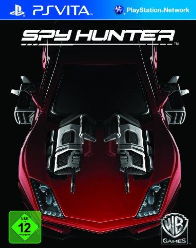 Spy Hunter - [PlayStation Vita]