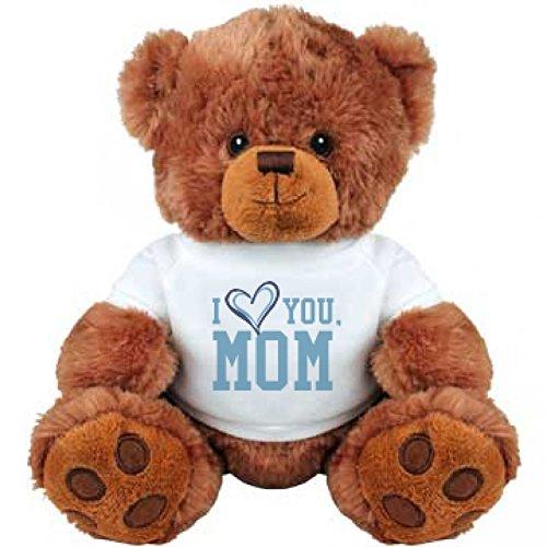 I Love You, Mom: Medium Plush Teddy Bear (Mom Teddy Bear compare prices)