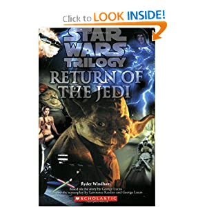 Return of the Jedi (Star Wars, Episode VI) by Ryder Windham, George Lucas and Lawrence Kasdan