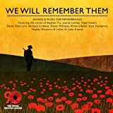 We Will Remember Themby Various Artists