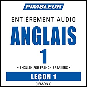 ESL French Phase 1, Unit 01 Audiobook