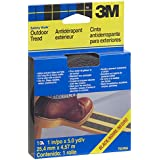 3M Safety-Walk Outdoor Tread, Black,  1-Inch by 180-Inch
