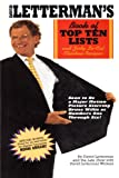 David Letterman's Book of Top Ten Lists: and Zesty Lo-Cal Chicken Recipes (0553763571) by Letterman, David