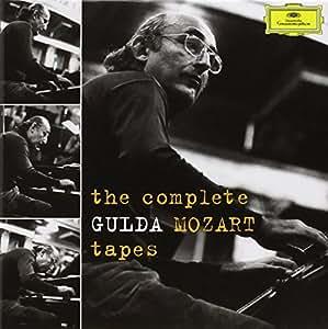 The Complete Gulda Mozart Tapes (5cd+Bonus)