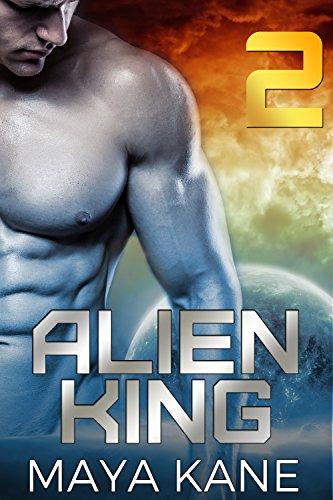 The Alien King: Warrior (A SciFi Alien Romance) (Book 2)