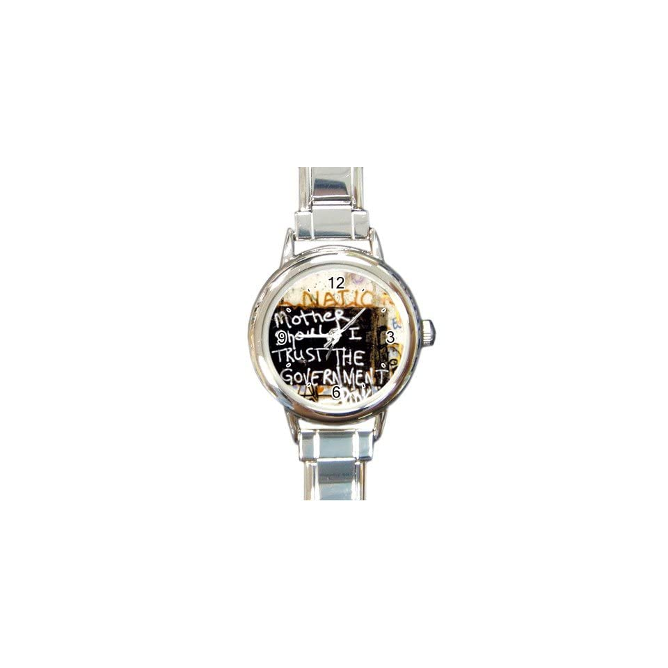 Pink Floyd Berlin Wall Italian Charm Watch Everything