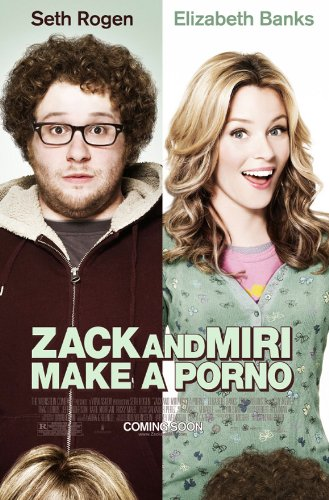 Zack and Miri Make A Porno 11 x 17 Movie Poster - Style A