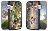 Disney Aladdin and Winnie the Pooh Hard Case COMBO TWO PACK for Samsung Galaxy S5