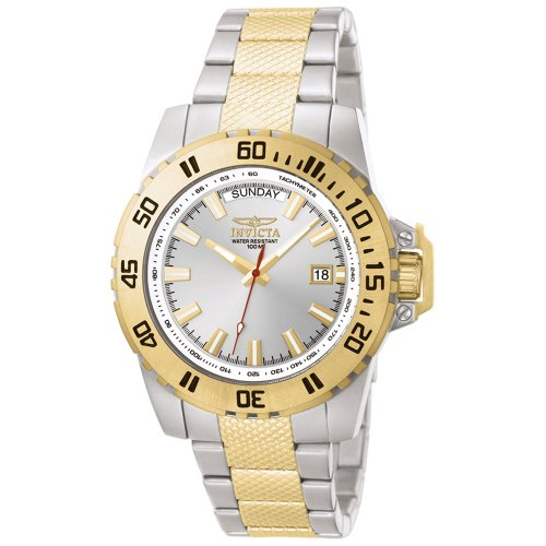 Invicta Men's Sport Collection Two-Tone Stainless Steel Watch #5247
