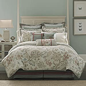 Retreat Queen Comforter Set by Croscill