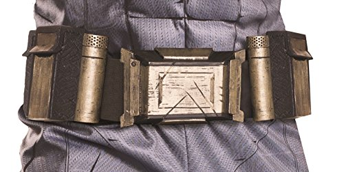 Rubie's Costume Batman v Superman: Dawn of Justice Batman Kid's Costume Belt (Batman Belt Child compare prices)