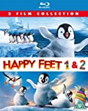 Happy Feet / Happy Feet Two [Blu-ray] [2012] [Region Free]