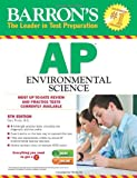 9781438001326: Barron's AP Environmental Science, 5th Edition