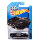 Ferrari 458 Italia '14 Hot Wheels 35/250 (Black) Vehicle