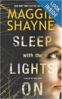 Sleep with the Lights On - Maggie Shayne