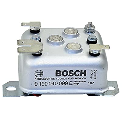 Empi 98-9068-B Genuine BOSCH 30019 12Volt Voltage Regulator, Vw Baja Bug