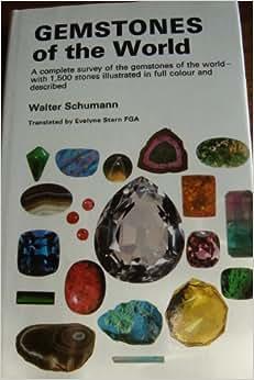 gemstones of the world walter schumann pdf