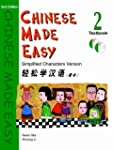 Chinese Made Easy: Textbook Bk. 2: Si...
