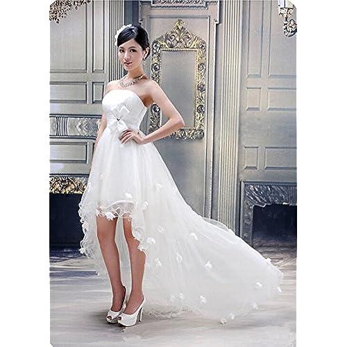 셀프웨딩 파티드레스 웨딩 드레스 드레스 A라인 프린세스 슬렌더 엠파이어 웨딩드레스 브라이들HS1250 M사이즈