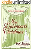 Miss Davenport's Christmas (The Love and Temptation Series Book 6) (English Edition)