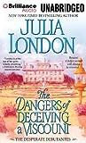 The Dangers of Deceiving a Viscount (Desperate Debutantes)