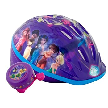 Integrated lights look cool and keep your child visible in low light conditions. For ages 5+