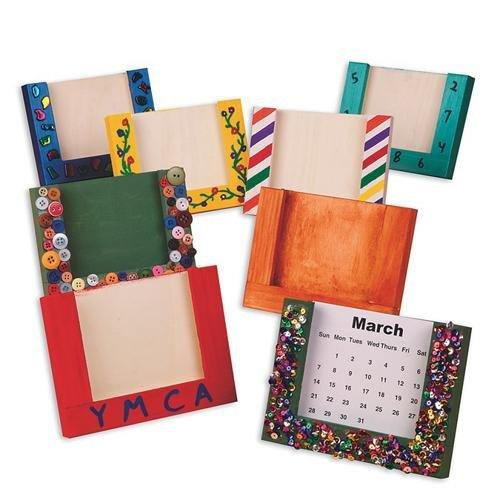 Perpetual Wood Calendar Craft Kit (Makes 12)