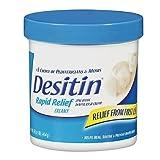 Desitin Diaper Rash Cream, Rapid Relief, Creamy 16 oz (454 g) by Desitin