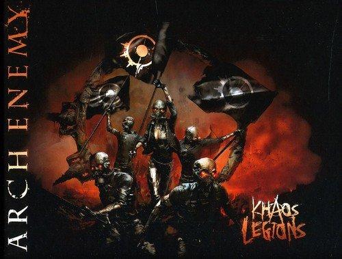 "Khaos Legions [1 CD + 1 5""]"