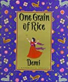 One Grain of Rice: A Mathematical Folktale (0590939998) by Demi