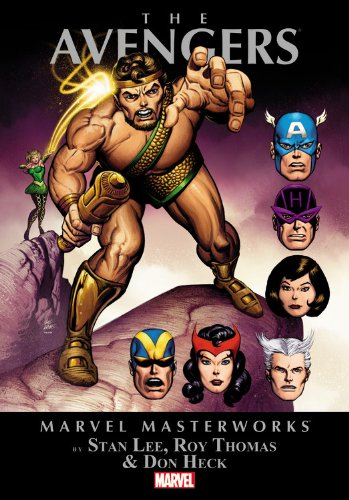 Marvel Masterworks: The Avengers - volume 4 (Marvel Masterworks Avengers)