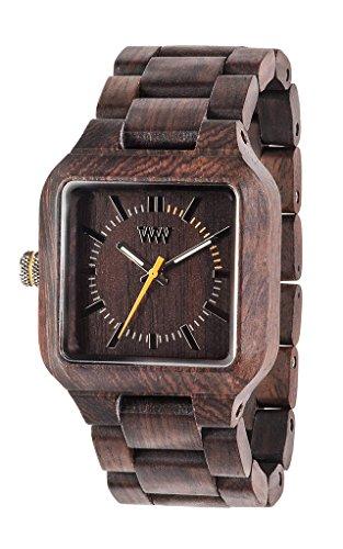 Wooden Watch Wewood MIRA Chocolate