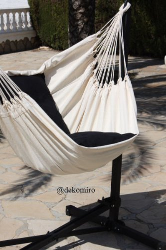 Best Multifunctional Stand With Hammock And Hammock Chair White